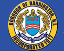 logo seal barrington borough