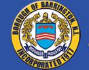 logo seal barrington borough
