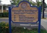 Barrington Municipal Building Complex sign