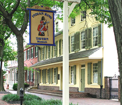 Indian King Tavern, Haddonfield
