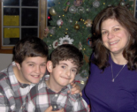 Suzanne Umba and family