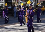 Camden High marching band