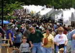 Haddonfield arts festival
