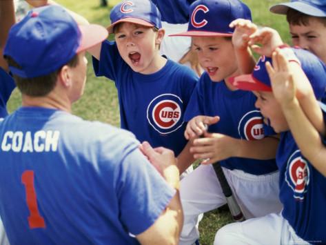 Midget baseball league