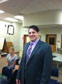 Woodland Principal David Zucker