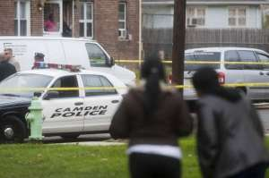 At the scene of the 59th slaying. Image from CPSJ.com.