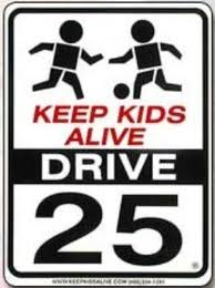 keep kids alive drive 25