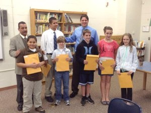 Students of the Month. Photo courtesy facebook.com/pages/The-Retrospect and theretrospect.com.